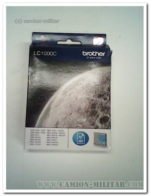 Tinta Brother LC1000C Original
